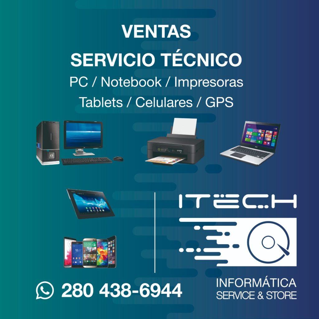 iTech Informática Rawson