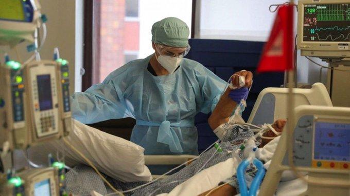 Covid-19: 305 nuevos casos y 6 fallecidos durante el miércoles en Chubut