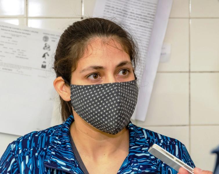 Campaña gratuita de castración en el Gral. Valle